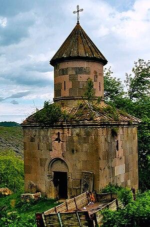 Gosh, Armenia - Image: Goshavank 2