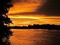 Gouden Zonsondergang... Nog nooit zulke mooie kleuren gezien! (6521991921).jpg
