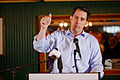 Governor of Wisconsin Scott Walker at Belknap County Republican LINCOLN DAY FIRST-IN-THE-NATION PRESIDENTIAL SUNSET DINNER CRUISE, Weirs Beach, New Hampshire May 2015 by Michael Vadon 02.jpg