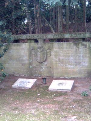 Ernst vom Rath - Ernst vom Rath's grave in Düsseldorf