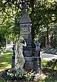 Grab von Josef Strauss auf dem Wiener Zentralfriedhof (3).JPG