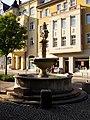 Graben, Löwenbrunnen, Weimar.JPG