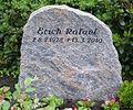 Grabstein Erich Rafael (1928-2010) 01.jpg