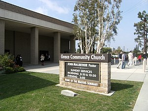 Grace Community Church (California) - Grace Community Church building