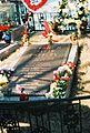 Graceland Cemetery Memphis TN Vernon Elvis Presley.jpg