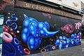 Graffiti in Shoreditch, London - Elephants (13820657624).jpg