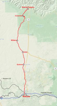 Grand Canyon Railway - Wikipedia