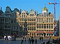 Grand Place, Brussels. Belgium. - panoramio - Pastor Sam (5).jpg