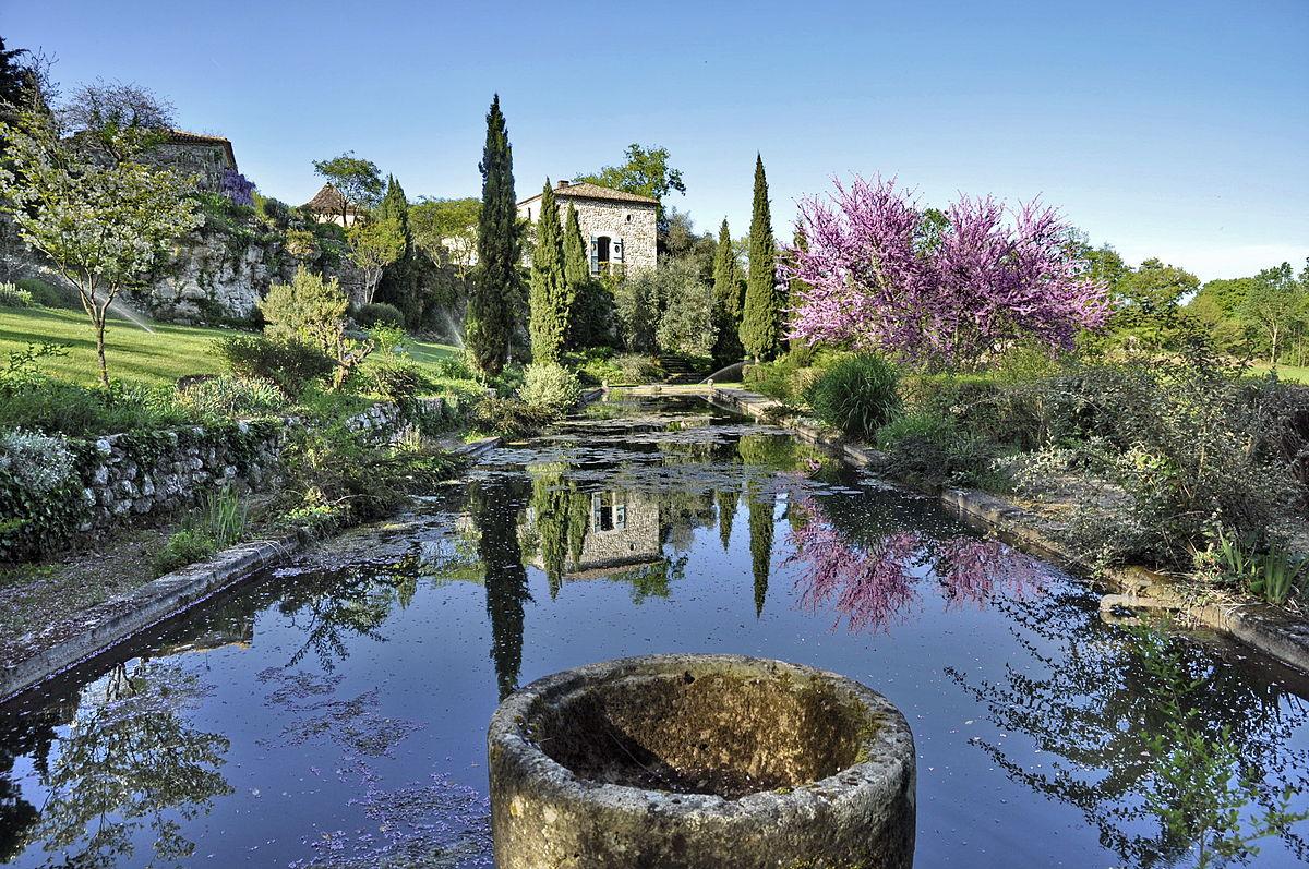 Jardins de sardy wikip dia - Grand bassin de jardin ...