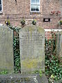 Grave of John Bateman, St Mary de Crypt Church, Gloucester.JPG