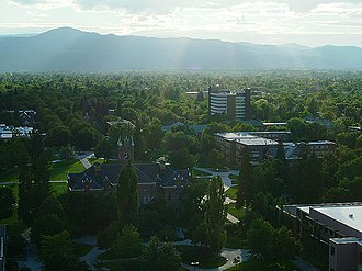 University of Montana - The University of Montana campus