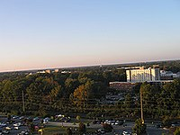 Greenville North Carolina Skyline.jpg