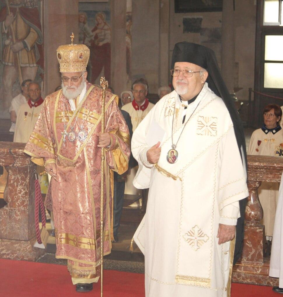 Gregorios-III-and-Jules-Zerey
