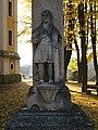 Groß-Siegharts - Dreifaltigkeitssäule - Sockelfigur.jpg