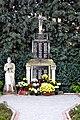 Großwarasdorf - Kleinwarasdorf, Kriegerdenkmal (02).jpg