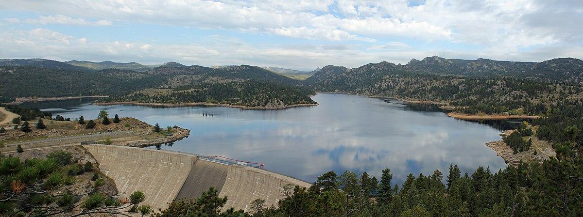 Gross reservoir wikipedia for Gross reservoir fishing