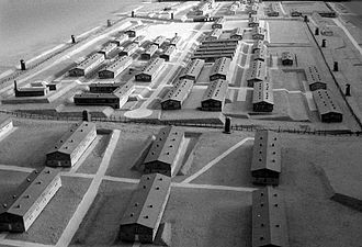 Gross-Rosen concentration camp - Image: Gross Rosen (b&w)