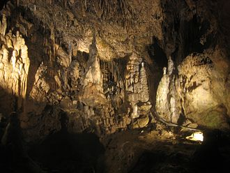 Caves of Han-sur-Lesse - Image: Grotten van Han grot 1