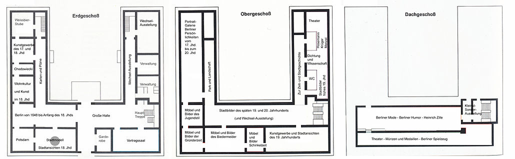 Foyer Museum Grundriss : Berlin museum wikipedia