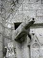 Guern (56) Basilique Notre-Dame de Quelven Gargouille 03.JPG