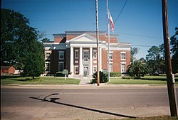 Old Gulf County Courthouse