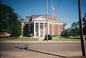 Old Gulf County Courthouse - Old Gulf County Courthouse