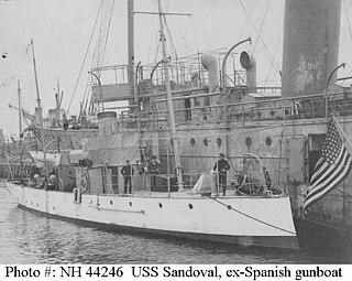 USS <i>Sandoval</i> (1895)