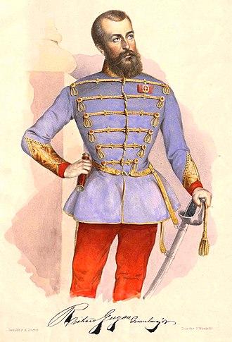 Battle of Hegyes - Image: Guyon Richard 1