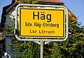 Häg-Ehrsberg - Ortsschild Häg.jpg