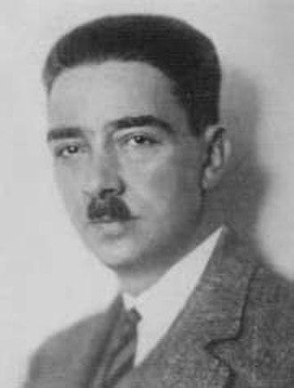 Hüseyin Numan Menemencioğlu - Hüseyin Numan Menemencioğlu in the 1930s