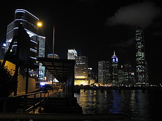 2000s in Hong Kong - Hong Kong Island, 2006