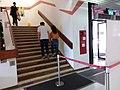 HK 香港理工大學 PolyU 紅磡 Hung Hom Canteen stairs n visitors June 2019 SSG 02.jpg