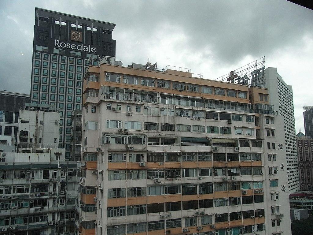 Rosedale Hotel Hong Kong Interconnecting Deluxe Room