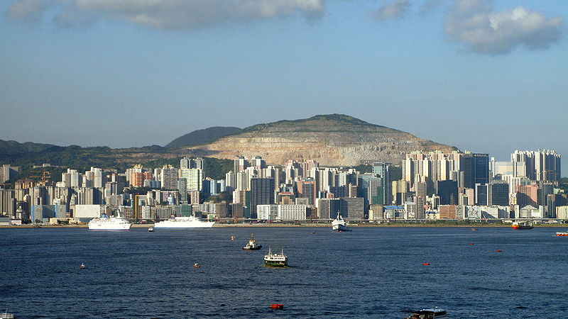 檔案:HK East Kowloon View2007.jpg
