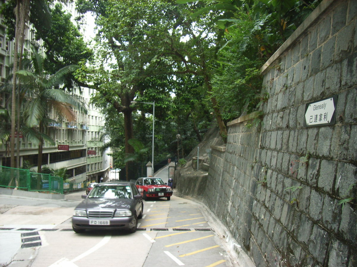 glenealy hong kong wikipedia