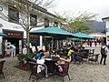 HK Ngon Ping Village 昂坪市集 mkt (10) restaurant n visitors April 2016 DSC.JPG
