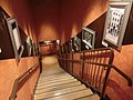 HK Victoria Peak Tower 香港杜莎夫人蠟像館 Madame Tussauds Hong Kong May-2014 - staircase interior 003.JPG