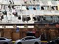 HK YMT 油麻地 Yau Ma Tei 吳松街 Woosung Street near 甘肅街 Kansu Street 西貢街 Saigon Street building shops February 2020 SS2 14.jpg