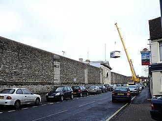 HM Prison Maidstone - Image: HMP Maidstone