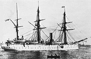 HMS Cordelia (1881) AWM 302164.jpeg