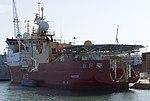 HMS Protector (A146) (8009883378).jpg