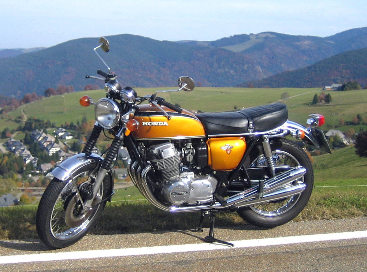 honda cb 750 four wikipedia. Black Bedroom Furniture Sets. Home Design Ideas