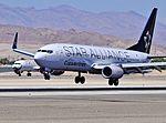HP-1823CMP Star Alliance (Copa Airlines) Boeing 737-86N (cn 39398) (7459201354).jpg