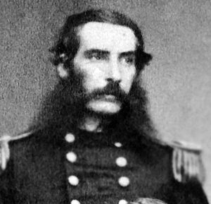 English: H. P. Tuttle, paymaster, U.S. Navy, 1866