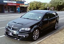 Holden Commodore (VE) - Wikipedia