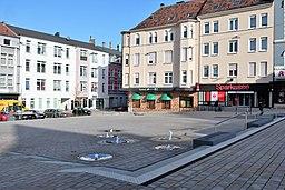 Wilhelmsplatz in Hagen