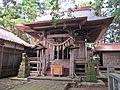 Haiden of Idate-jinja shrine.JPG