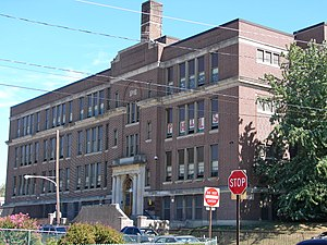 Hamilton Disston School - Hamilton Disston School, September 2010