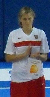 Hana Horáková Czech basketball player