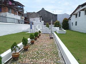 Hang Jebat Mausoleum - Image: Hang Jebat Mausoleum
